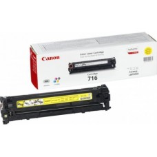 Cartus Toner Canon CRG-716Y Yellow