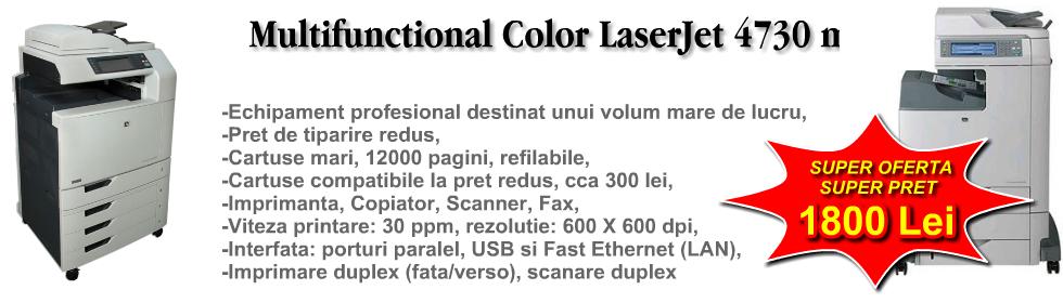 hpcolor laserjet 4730